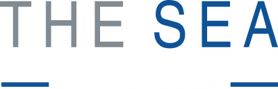 The Sea by Alexander's Steakhouse Logo